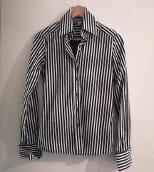 Zara strukirana košulja S/M
