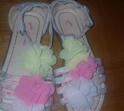 Sandale cvijetne 32 - PT UKLJUČEN