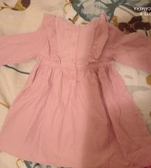 Haljina za curice 12 - 18 mjeseci