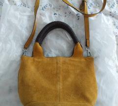 Zara torba, prava koža