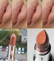 BB matte lipstick