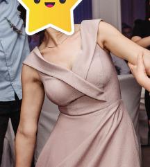 Duga svečana haljina za kumstvo