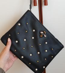 Stradivarius pismo torbica