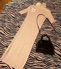 Haljina knit pletena