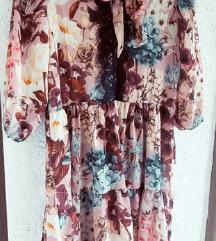 Cvjetna haljina (S/M) 🌸