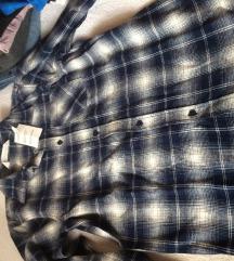 Nova s etiketom, karirana košulja 9, 10 godina