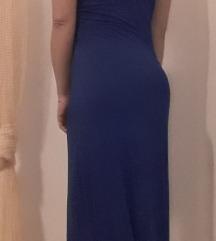 Modra haljina