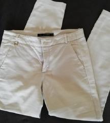 Zara bijele hlače, svečane SA 80 KN