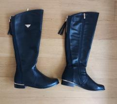 Crne čizme Laura Biagiotti
