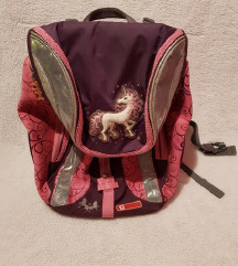 Hama jednorog anatomska školska torba