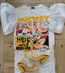 Mickey haljina, NOVO