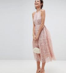 ASOS cipkasta haljina