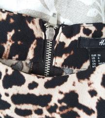 H&M tigrasta bluza