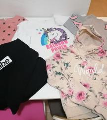 Lot majica XS/S