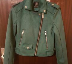 NOVO!Predivna uska zelena jakna!