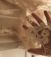 Esprit svečana haljina s čipkom, jednom nošena