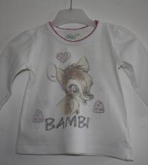 BAMBI majica vel. 68