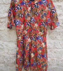 Nova Rock&Religion cvjetna haljina M