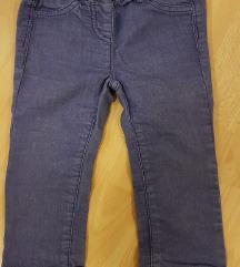 Mekane  Benetton jeans hlače/tajice 80