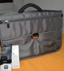 Samsonite aktovka torba za laptop NOVO