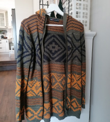 Boho pulover