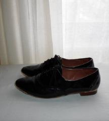 ZARA preslatke crne cipele br.39