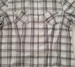 Karirana košulja 44, xl