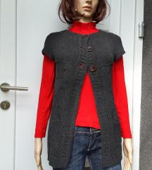 Sivi pulover, S