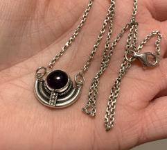Vintage ogrlica 925