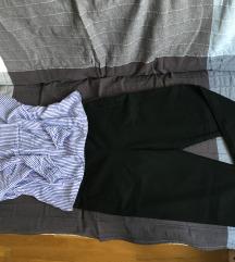 Hlače s bluzom