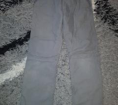 Zara futrane hlače, vel. 140