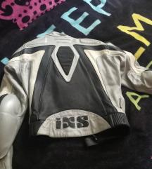 IXS motoristička kožna jakna unisex