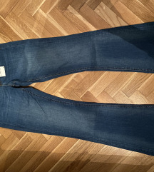Zvono jeans hlače
