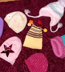 7 zimskih dječjih kapica