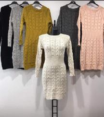 Haljine pletene - univerzalne veličine
