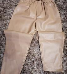 Zara nove  kožne hlače