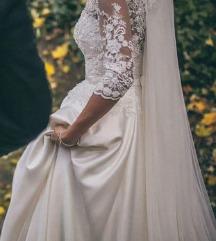 Elegantna vjenčanica
