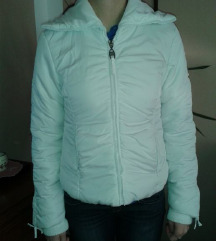 Bijela TALLY WEiJL zimska jakna