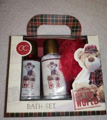 Bath set - TED