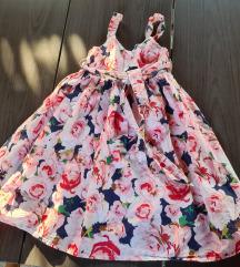 H&M haljina za cure od 5- 6 godina