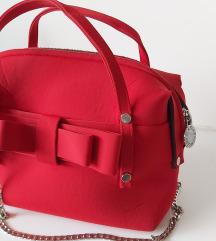 Crvena neopren torba