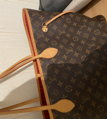 Louis Vuitton Neverfull sad 4550kn!!