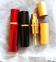 Ukrasne bočice za dekantiranje parfema