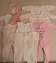 Pidžama bebe djevojčice 62