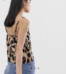 gepard leopard bluza majica na bretele