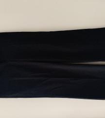 Crne culotte hlace