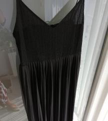 Nova Zara plisirana haljina 🖤