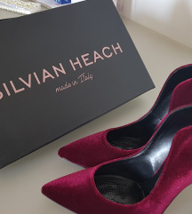 bordo cipele na visoku petu