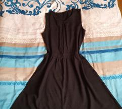 Naf Naf crna haljina