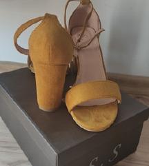 sandale nove